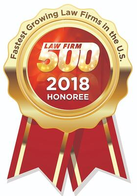 Law Firm 500 Logo
