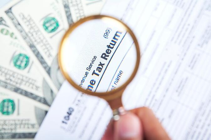 How tax returns are selected for audit